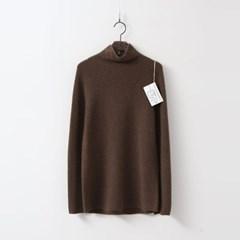 Hoega Cashmere N Wool Turtleneck Knit