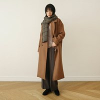 Issue double coat