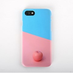 pink apple case