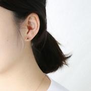 롬빅 귀걸이