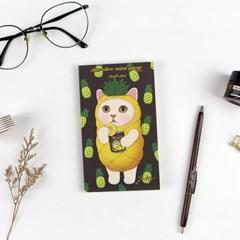 Choo choo mini diary_fruits choo