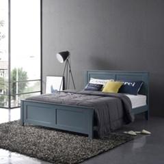 필우드가구 로제 원목 침대 퀸 Q
