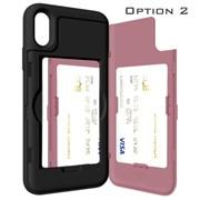 SKINU 유레카 카드수납 케이스 - iPhone X