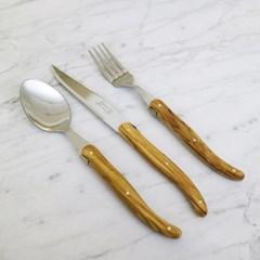 장네론 라귀올 올리브 테이블 양식기 (택1)