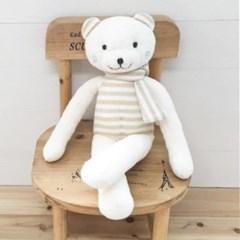 [쏘잉앤맘] DIY 오가닉 곰돌씨 애착인형 만들기