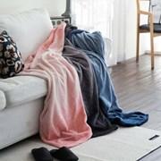 [바이아미] 제나 파스텔 담요-3color