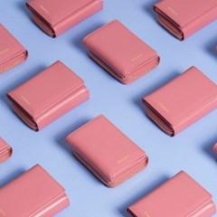 Fennec Triple Pocket - Rose Pink