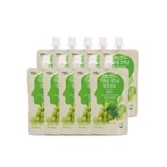 식물성 유산균 발효음료 청포도