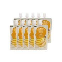 식물성 유산균 발효음료 바나나