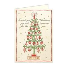 카발리니 카드세트 Christmas Tree (10장)