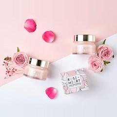 로즈하트 딥 모이스처라이징 핑크 수분크림