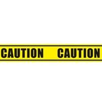 caution 캐리어스티커