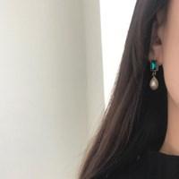 [vintage] jacqueline earring