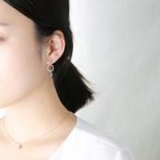 리드 오닉스 귀걸이