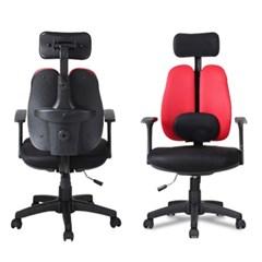 바이안 듀얼 메쉬 요추 의자 CH0102