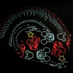 미키마우스 네온사인 마술카드(Mickey Mouse neon deck)