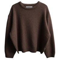 lambswool round sweater(3 color)