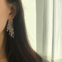 [vintage] glam earring
