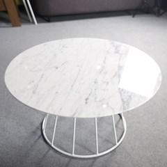 [퍼니매스] Edge Marble Sofa Table (엣지 마블 소파테이블)