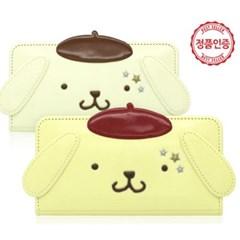 [Sanrio]폼폼푸린 페이스 플립 케이스
