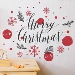 크리스마스레터링