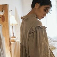그레타 린넨 드레스+팬츠 SET Greta linen dress + pants