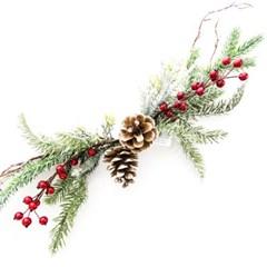 [rooms5] 크리스마스 베리 갈란드 2color