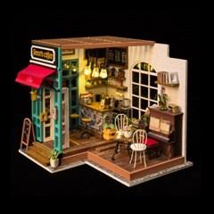 [adico] DIY 미니어처 시그니처 하우스 - 커피숍_(761332)