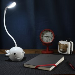 LED스탠드 책상 충전식 휴대용 아이클 ICLE853-2