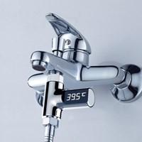 신생아 아기 유아 목욕물 측정 디지털 LED 물온도계_(723003)