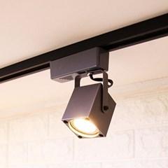 LED 윌리 스팟 라이트(메탈 그레이)