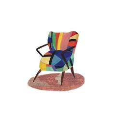 a Colorful chair