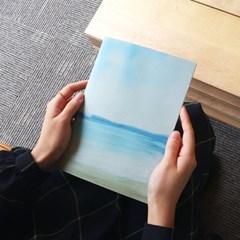 [Nature Watercolor Series] Type B - Sea