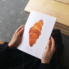 [Bread Series] Type A - Croissant