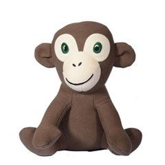 멍키 / 요기보 메이트 원숭이 애착인형 동물인형