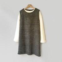 Pretty Check MINI DRESS (2-color)
