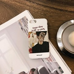 [명화]에곤쉴레자화상시리즈2_이니셜케이스