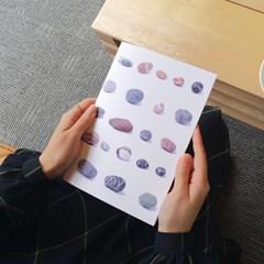 [Nature Dot Series] Type B - Pebble