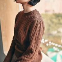 로렌 피셔 스웨터
