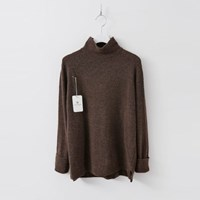 Cashmere Wool Turtleneck Knit