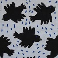 storage bag crow  by Jennifer Bouron