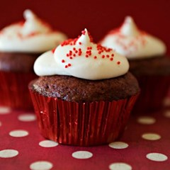 레드벨벳 컵케이크 만들기