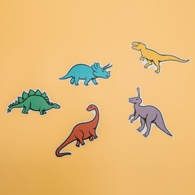[오그램] 공룡 스티커_(1191186)