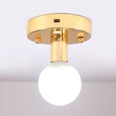 boaz T골드 센서등 LED 조명 카페 인테리어 조명