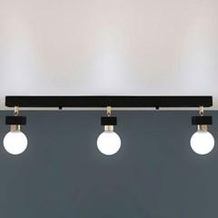 [LED] 미숑3등 직부등(일자형-2color)