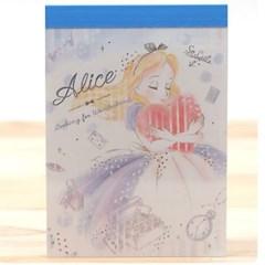 [ALICE] 이상한나라의 앨리스 미니 메모지