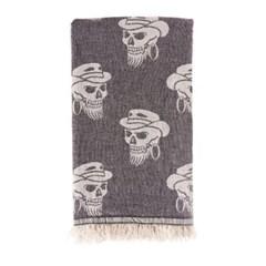 [DENIZZ][터키쉬타올][비치타올] skull collection
