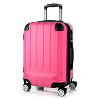 스크래치 [캐리온] 더블렌 TSA 스토퍼 기내용 20형 확장형 여행가방