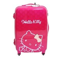 헬로키티 KCN-1724PK 조이 핑크 24형 수화물용 캐리어 여행가방