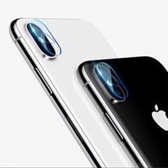 아이폰X 베이스어스 카메라 렌즈 강화유리필름